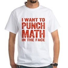Punch Math In The Face T-Shirt