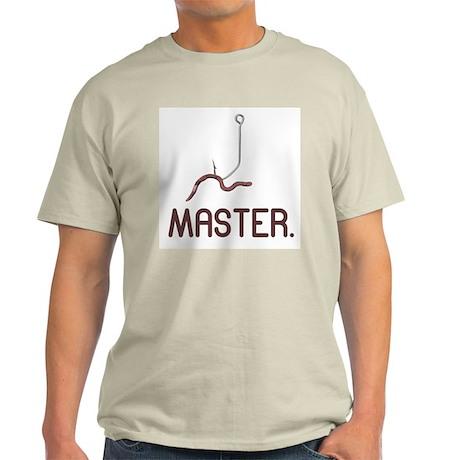 """""""Master Baiter"""" Light T-Shirt"""