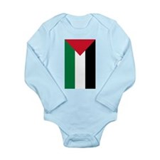 Palestine Flag Body Suit