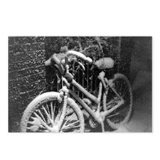 Winter Bicycle Postcards (Package of 8)