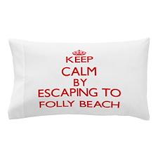 Cute Folly beach Pillow Case