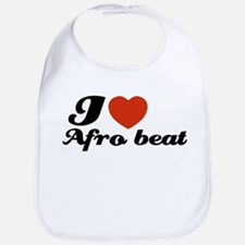 I love Afro beat Bib