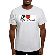 I love Afro beat T-Shirt