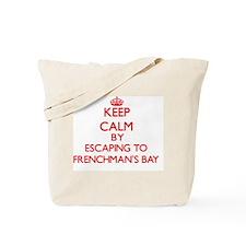 Unique Frenchmans bay Tote Bag