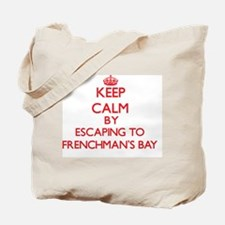 Cute Frenchmans bay Tote Bag