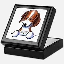 Pocket Beagle Keepsake Box