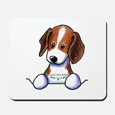 Pocket Beagle Mousepad