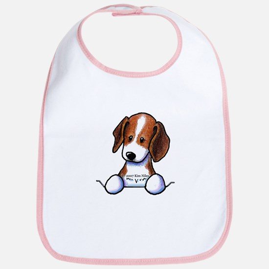 Pocket Beagle Bib