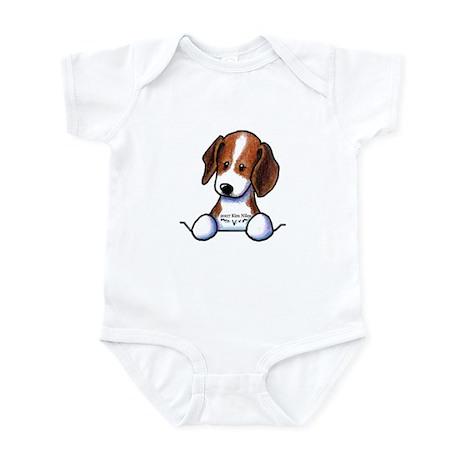 Pocket Beagle Infant Bodysuit