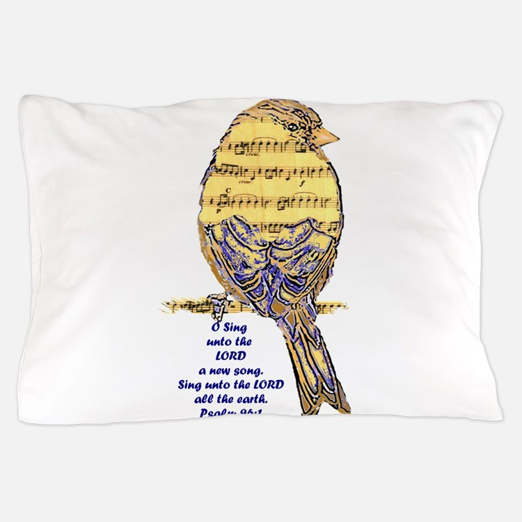 Psalm 96:1 Sing unto the Lord Psalm Song Bird Musi