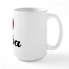 I love Samba Mug