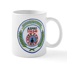 USS ASPRO Mug