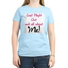 All About Me Bachelorette T-Shirt