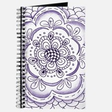 Cute Lacy Journal