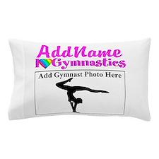 GORGEOUS GYMNAST Pillow Case