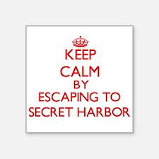 Keep calm by escaping to Secret Harbor Virgin Isla