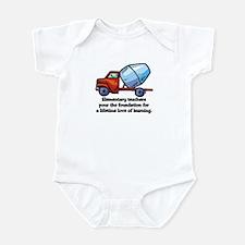 Elementary Teacher Gifts Infant Bodysuit