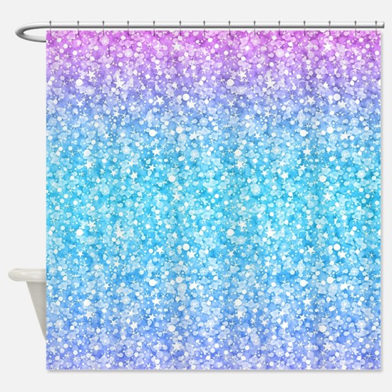 Cool Girly Shower Curtain