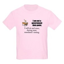 No State Mandated Test T-Shirt