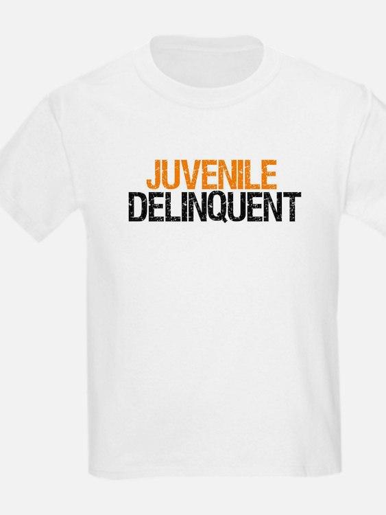 Juvenile Deliquent T-Shirt