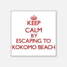 Keep calm by escaping to Kokomo Beach Northern Mar