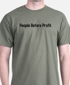 people before profit T-Shirt