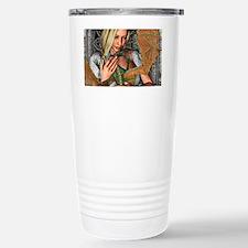 Princess and Dragon Travel Mug