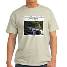 Smoky Mountain Stream T-Shirt