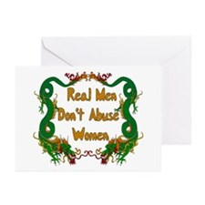 Ending Domestic Violence Greeting Cards (Package o