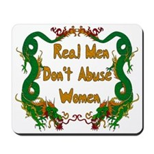 Ending Domestic Violence Mousepad