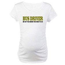 Funny Bus Driver Shirt