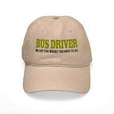 Funny Bus Driver Baseball Cap