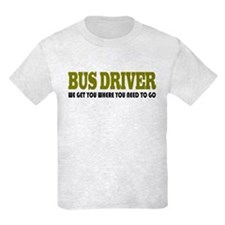 Funny Bus Driver T-Shirt