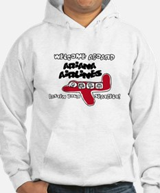 Ariana Airlines Jumper Hoody