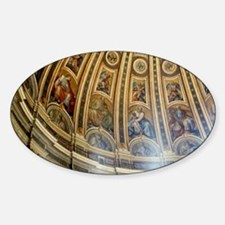 Rome St Peter's Basilica Duomo Decal