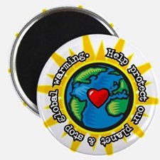 Protect our planet Magnet
