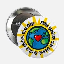 Protect our planet Button