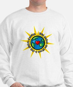 Protect our planet Sweatshirt