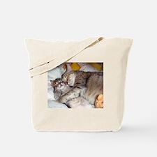 Momcat Tote Bag
