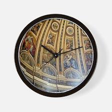 Cute Italian souvenirs Wall Clock