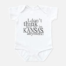 Not in Kansas Anymore! Infant Bodysuit
