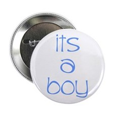 Its A Boy Button