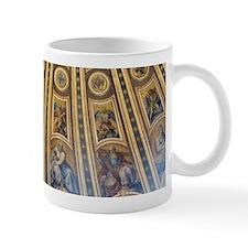 Rome St Peter's Basilica Duomo, twelve apostles Mu