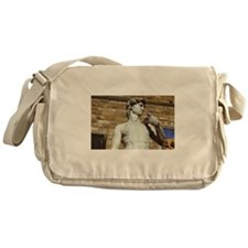Funny Florence Messenger Bag