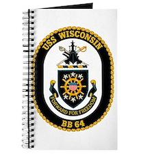 USS Wisconsin BB-64 Journal