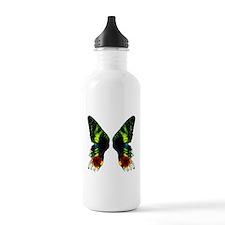 Cute Unicorn butterflies and fairies Water Bottle