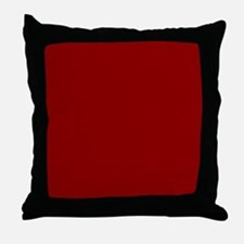 Cute Texas tech red raiders Throw Pillow
