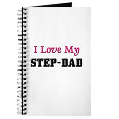 I LOVE MY STEP-DAD Journal
