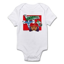 Cute Herobot Infant Bodysuit