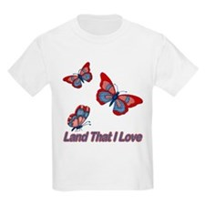 American Butterfly T-Shirt
